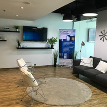 Orion Systems Chill Out Area, Dubai