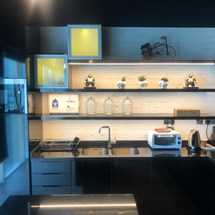 Trend Micro Kitchen in Swiss Tower, JLT, Dubai.