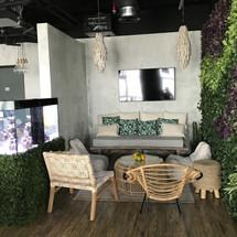 Lounge Area in Apex Atrium, Dubai.