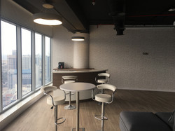 Office Lunch Bar Area