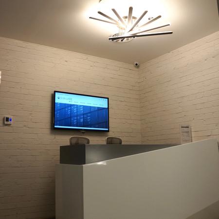 Shahaziz Reception area designed by Janat Al Manzel i Smart Heights.