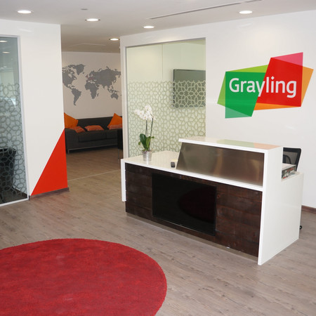 Grayling Dubai Reception