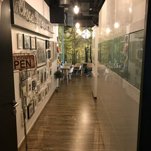 Entryway in PR Agency, Dubai