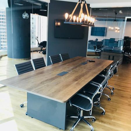 Warrior Dubai Boardroom Meeting table
