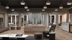 Real Estate showroom 3D