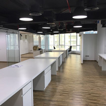 Orion Systems Open Working Office Area,