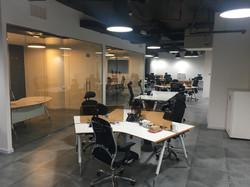Desks and furniture