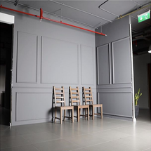 Vast Vogue Dubai Feature wall in Open ar