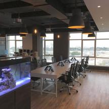Open Office Space in Dubai.