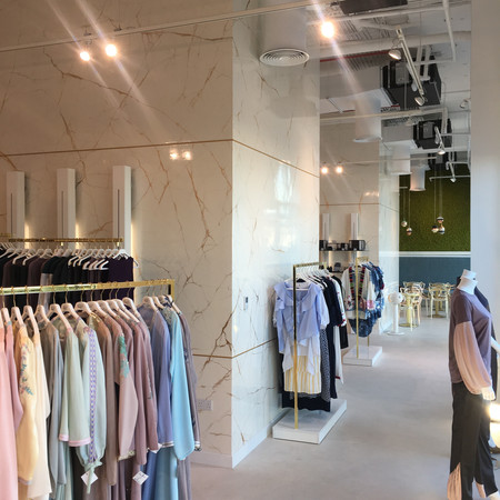 Fashion Store by Janat Office Fit Out
