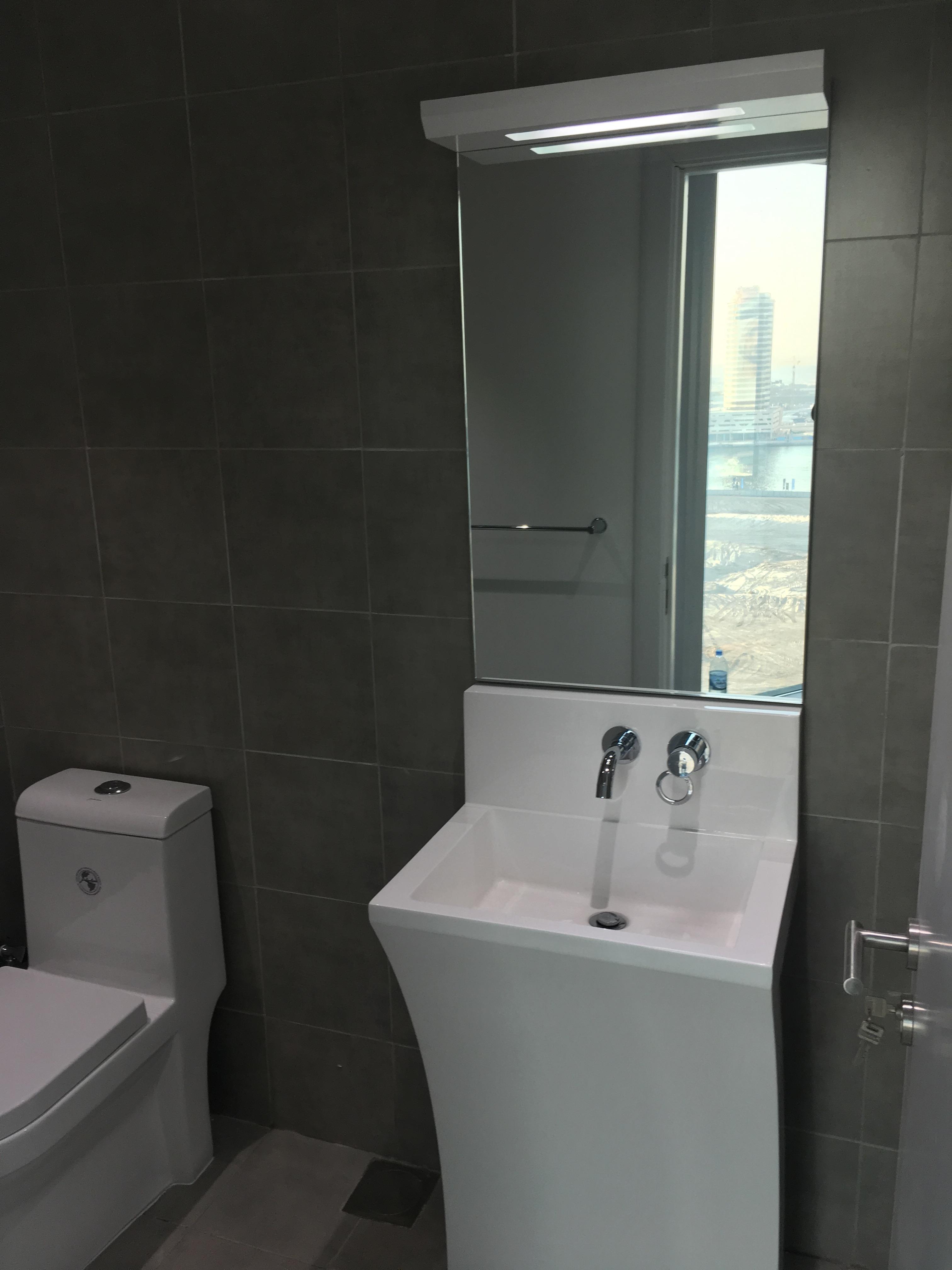 Office Bathroom Dubai
