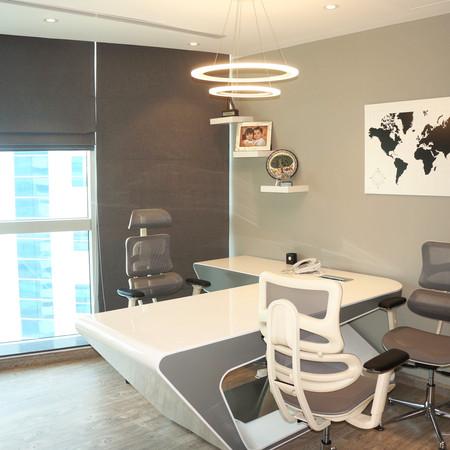 Shahaziz CEO Office in Smart Heights, TECOM.