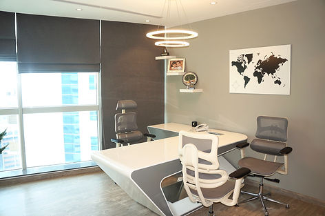 CEO Office Smart Heights