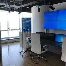 Orion Systems CCTV Control Room, Dubai