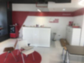 interstuhl showroom Dubai