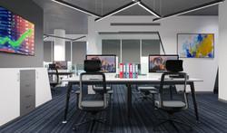Shinejoin Web Design 3D Rendering