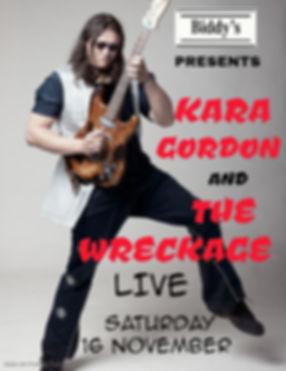 Kara Gordon November - Made with PosterM