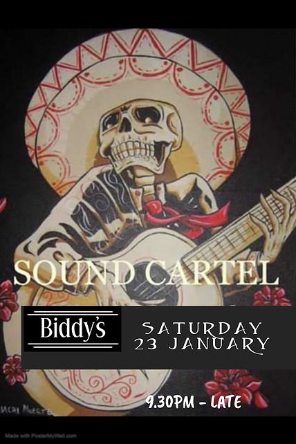 Sound Cartel - Made with PosterMyWall (4