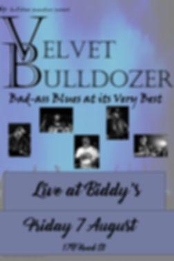 Velvet Bulldozer December - Made with Po