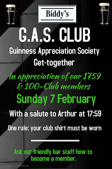 GAS Club Feb - Made with PosterMyWall.jp