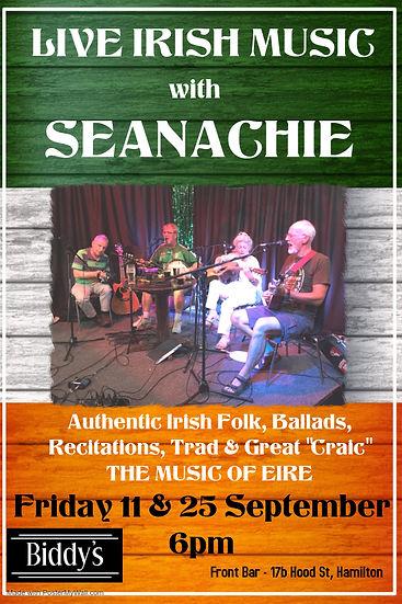 Copy of Seanachie tonight - Made with Po