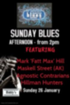 Sunday avo Blues January - Made with Pos