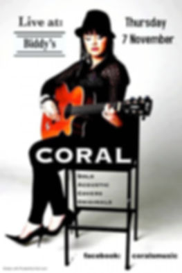 Coral November - Made with PosterMyWall.
