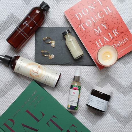Black Owned Beauty Brands & Icons to support