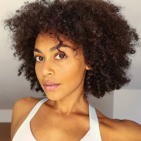 Curly hair Journey: Routine for fully transitioned Hair
