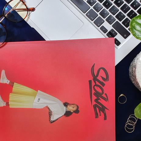 Slowe Club Magazine Cover