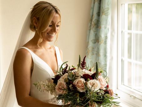 Bridal Looks: Elegant Chignon Up do