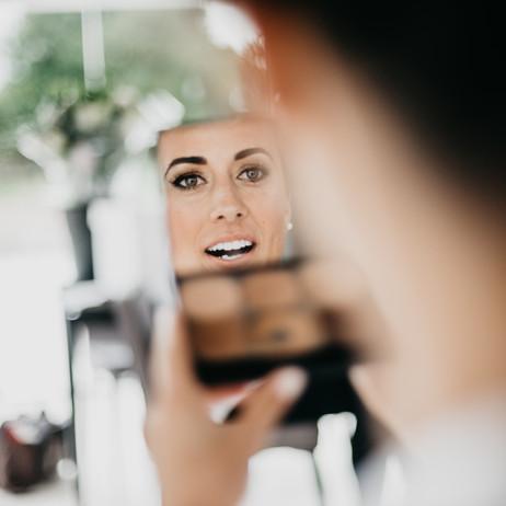 Bridal Looks: Smokey & Nude lip