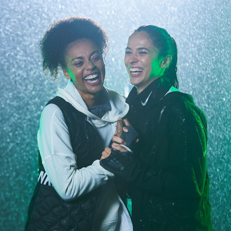 Tangle free Tips for Running in the Rain