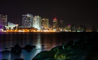 Tel Aviv Spring Night