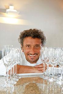 Chef Emanuel Bassoleil - Capa da Revista