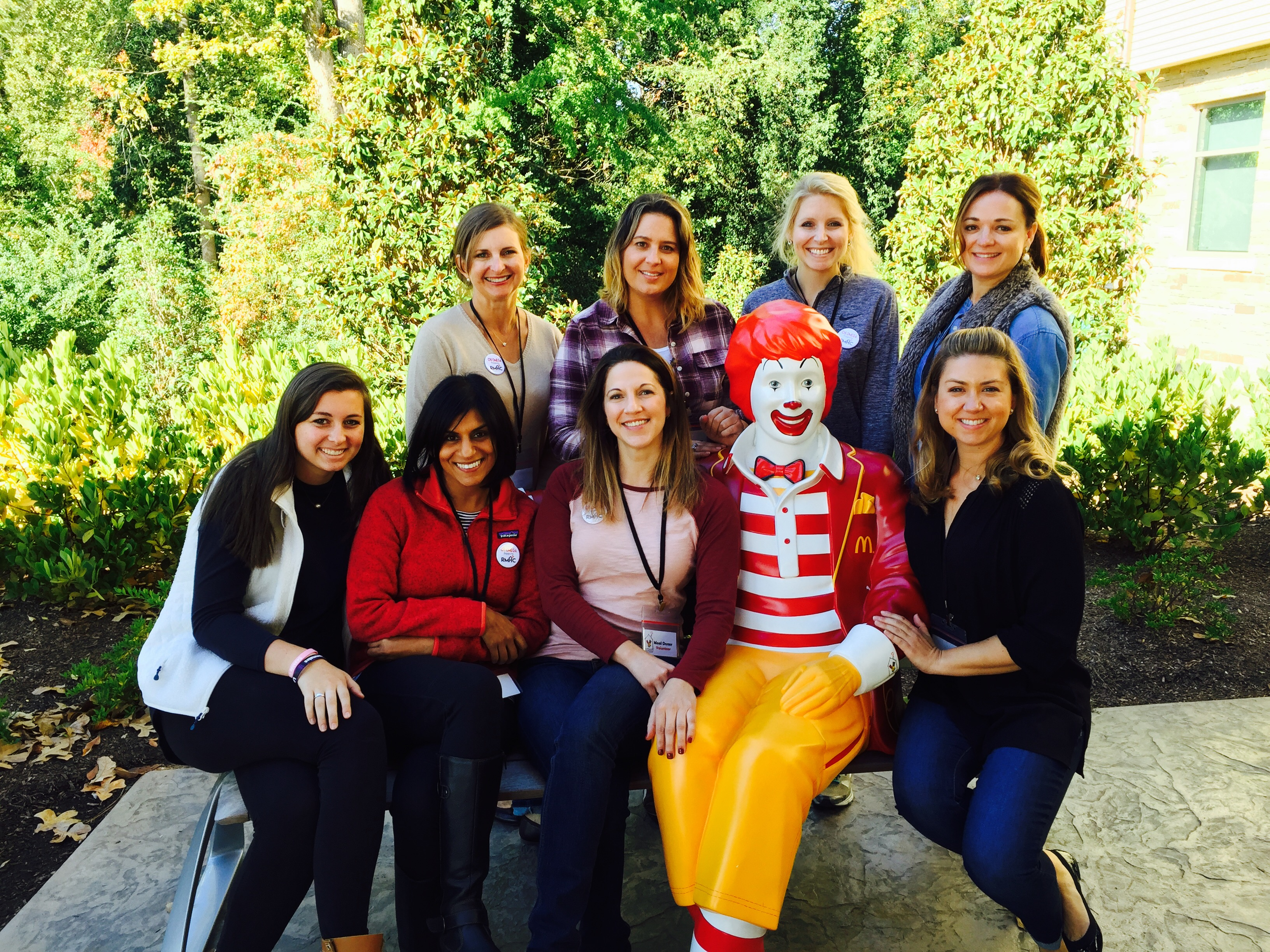 Ronald McDonald House Oct '16