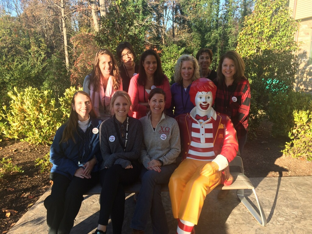 Ronald McDonald House Dec '16