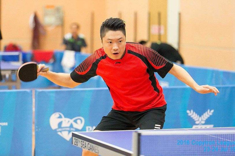 Table Tennis Head Coach Zhu Mu