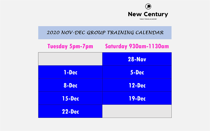 2020 Group Training Calendar (Nov-Dec).p