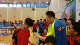New Century Head Coach Zhu Mu