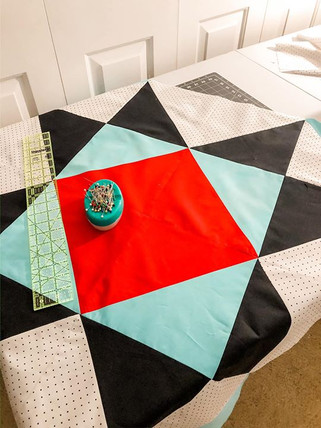 Baby Quilt for Kelly
