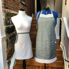 His & Her's Tailored Aprons