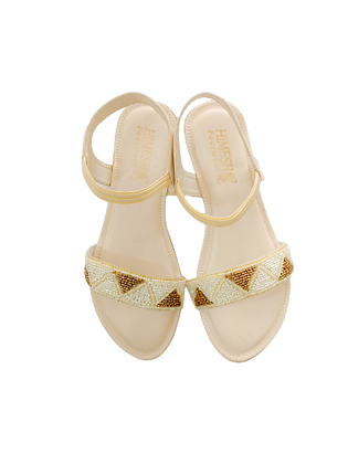 Hand Design Sandals