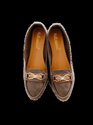 VelvetLuffer shoe