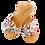 Thumbnail: Bow Open Toe 1 inch base