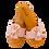 Thumbnail: Chocolate Knot Open toe