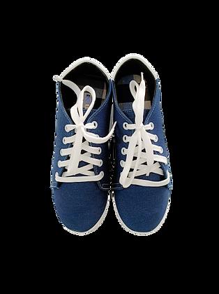 Jeans Lace Shoe