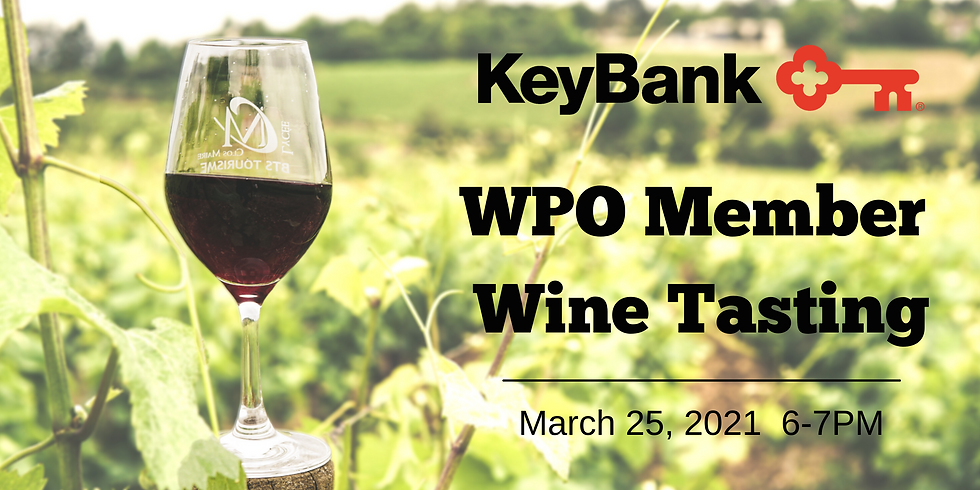 Join KeyBank for a WPO Member Wine Tasting  (1)