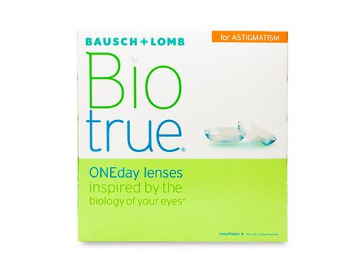Biotrue ONEday for Astigmatism - 90 Pack