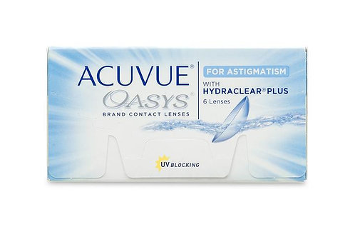 Acuvue Oasys for Astigmatism - 6 Pack